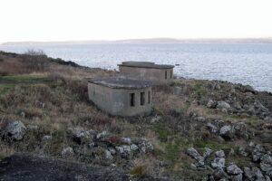 Cramond Island - Urbex - Scozia