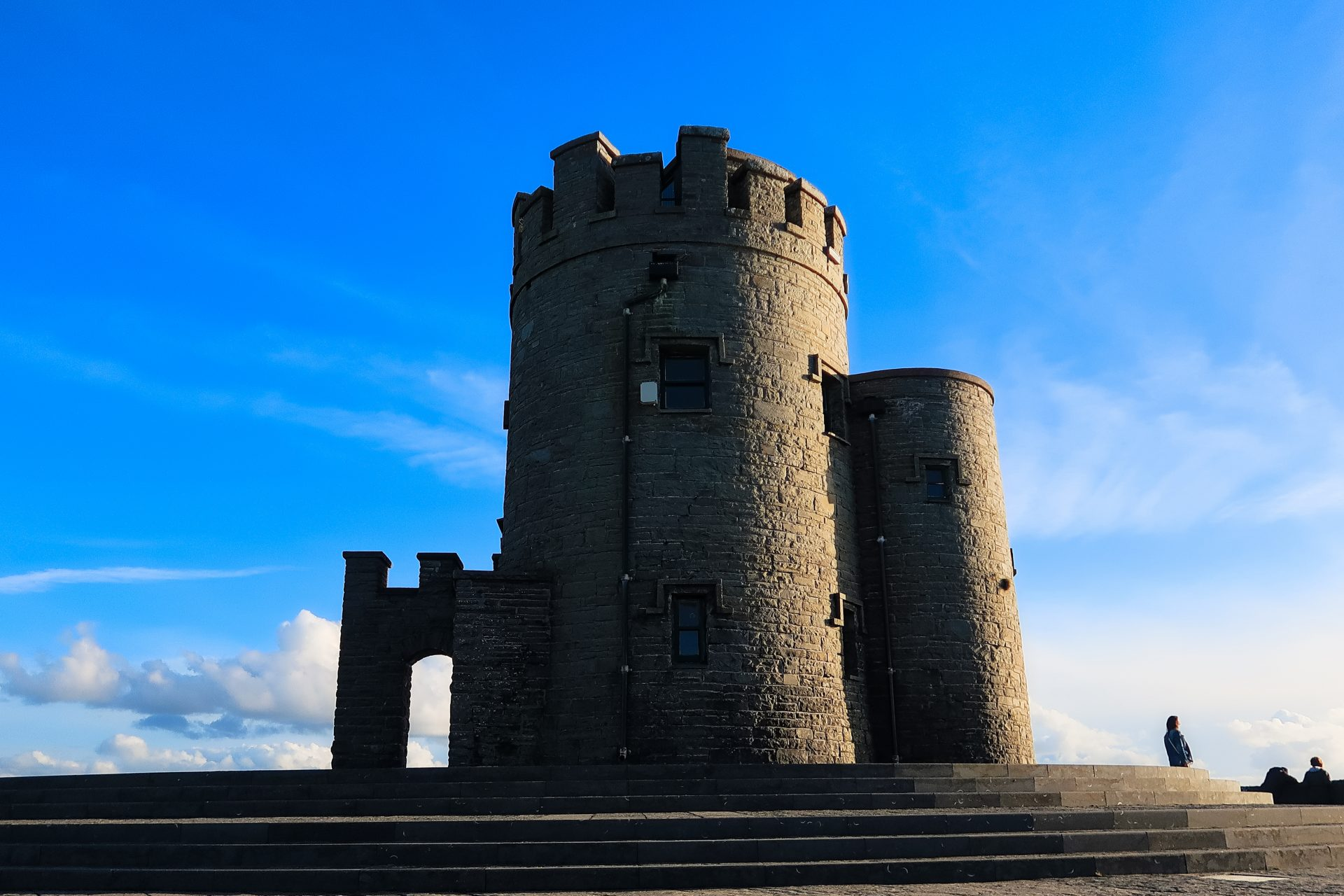 O' Briens Tower - Irlanda 2018