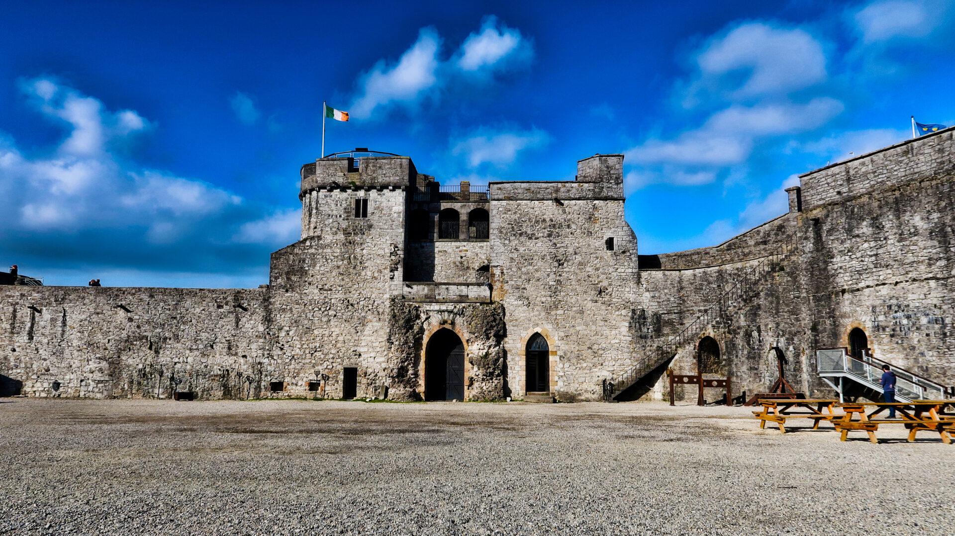 King John's Castle - Irlanda 2018