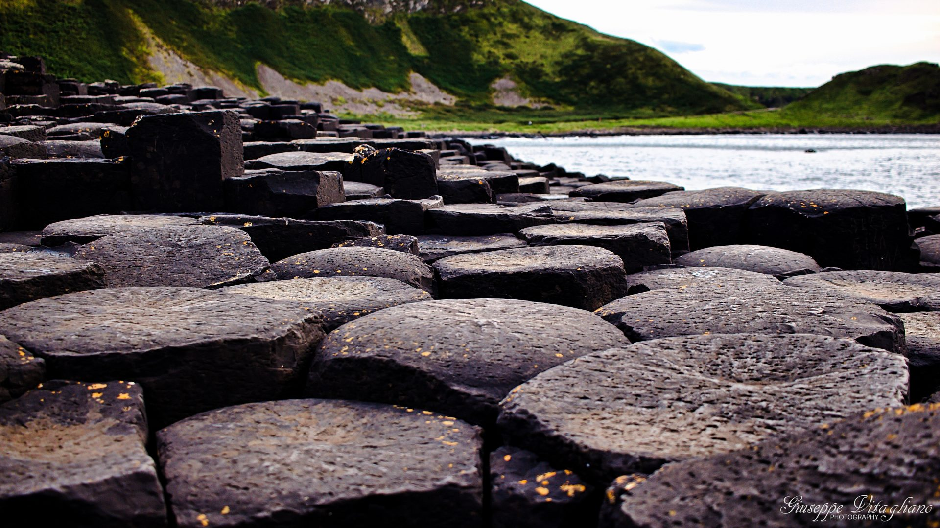 The Giant's Causeway - Northern Ireland 2018
