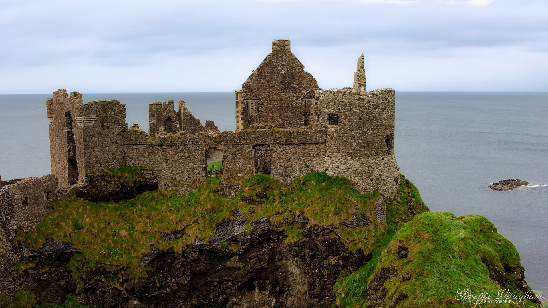 Dunluce Castle - Northern Ireland 2018
