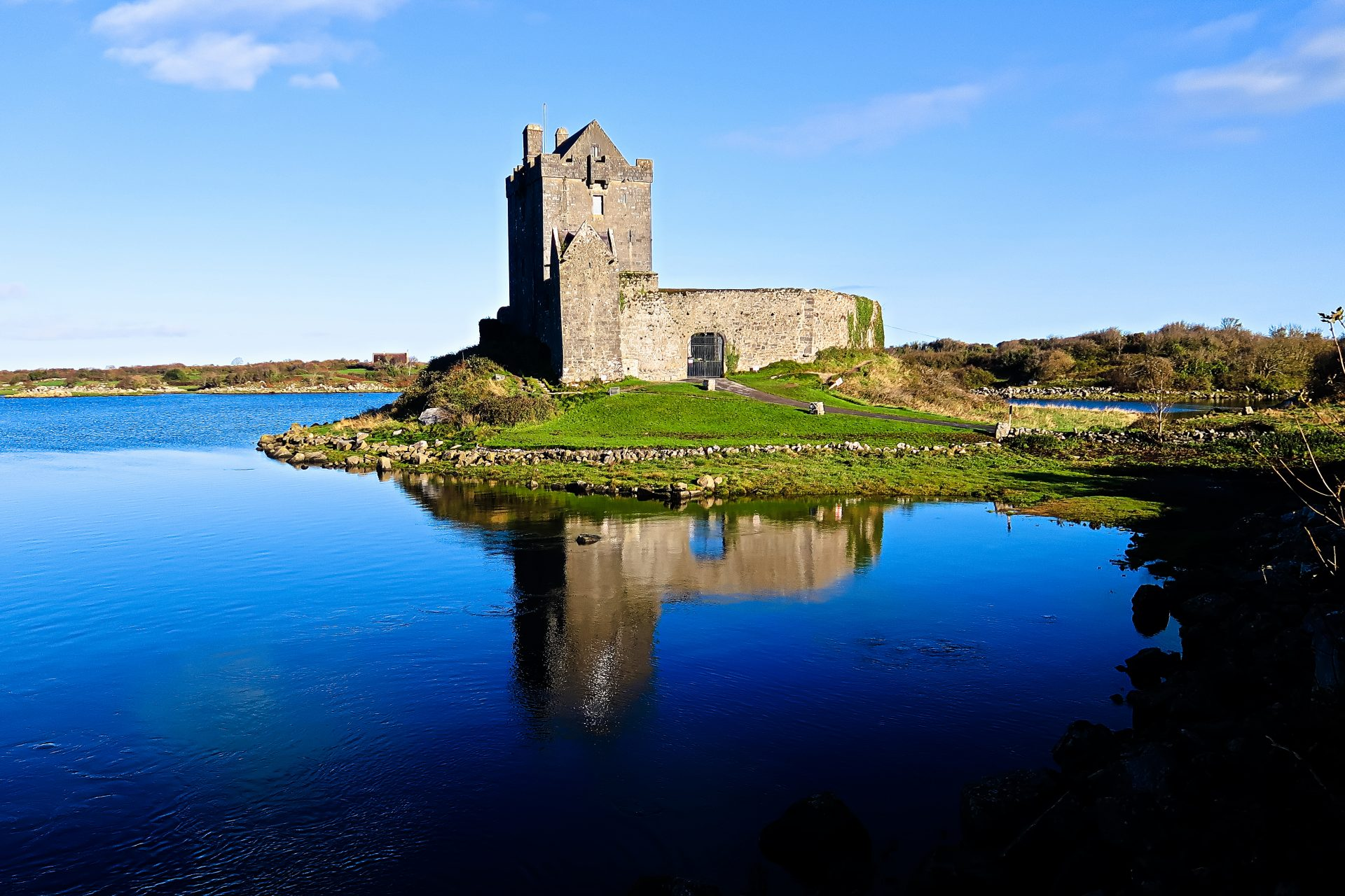 Dunguaire Castle - Irlanda 2018