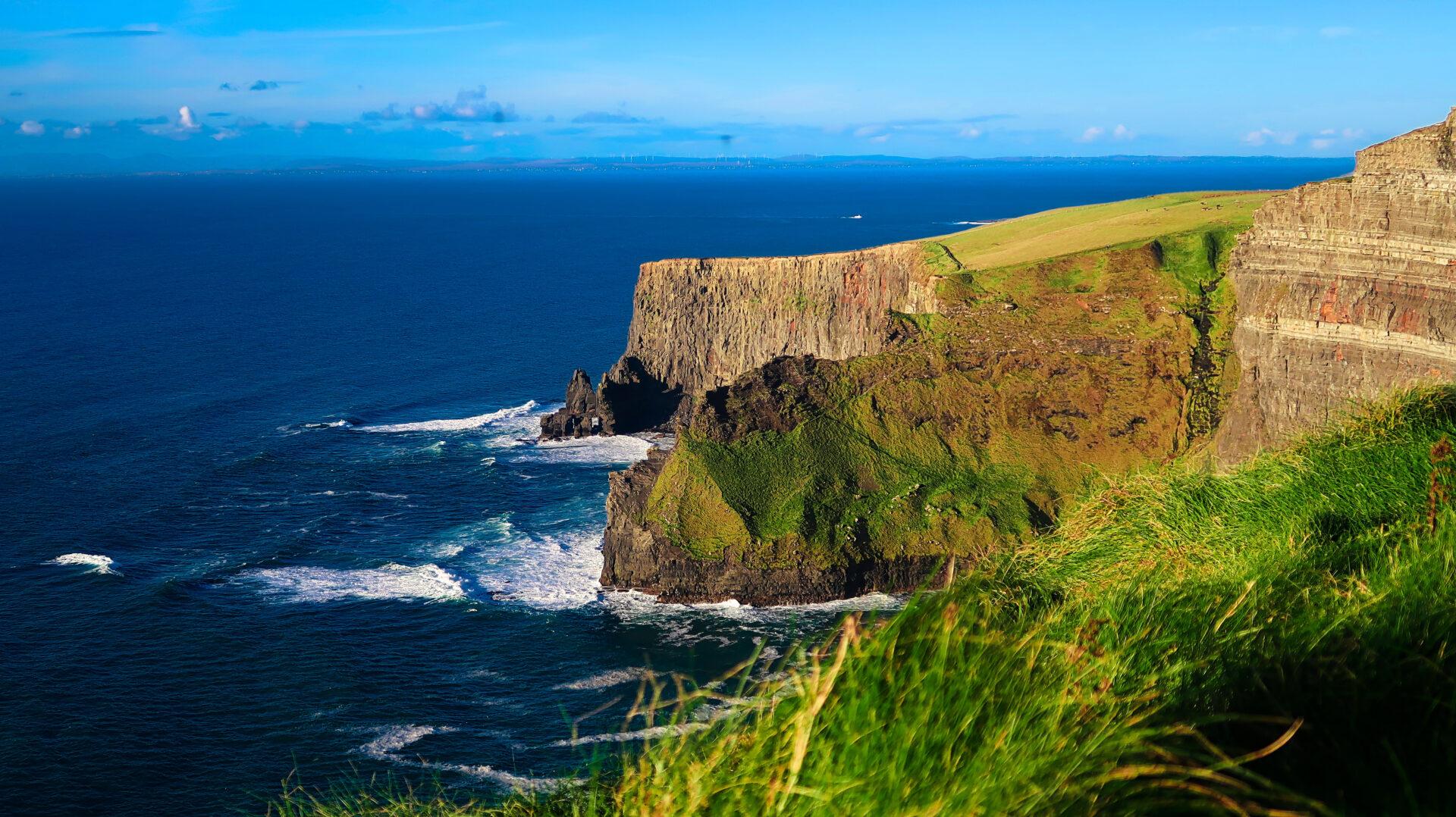 Kilkee Cliffs - Irlanda 2018
