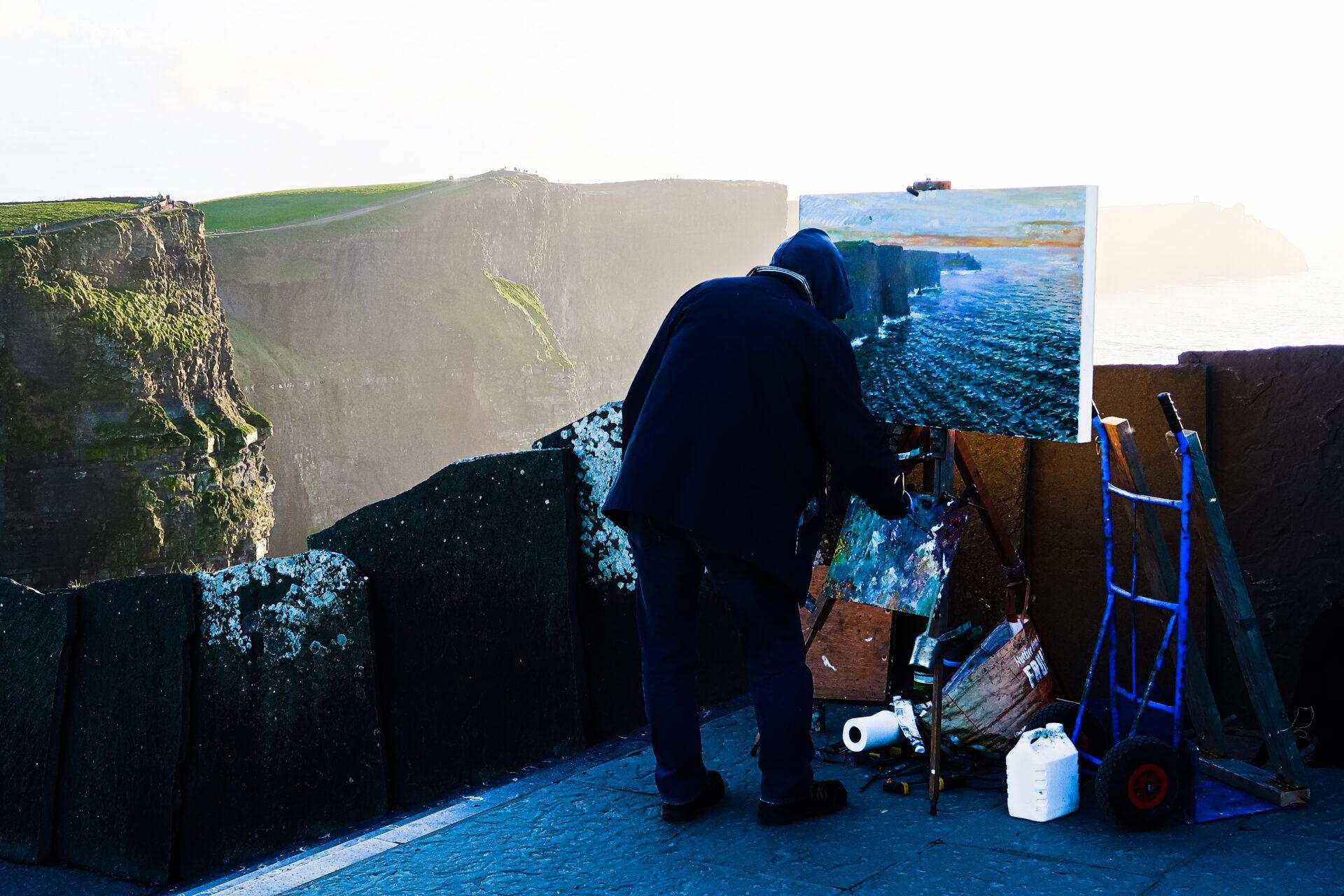 Cliff of Moher - Irlanda 2018