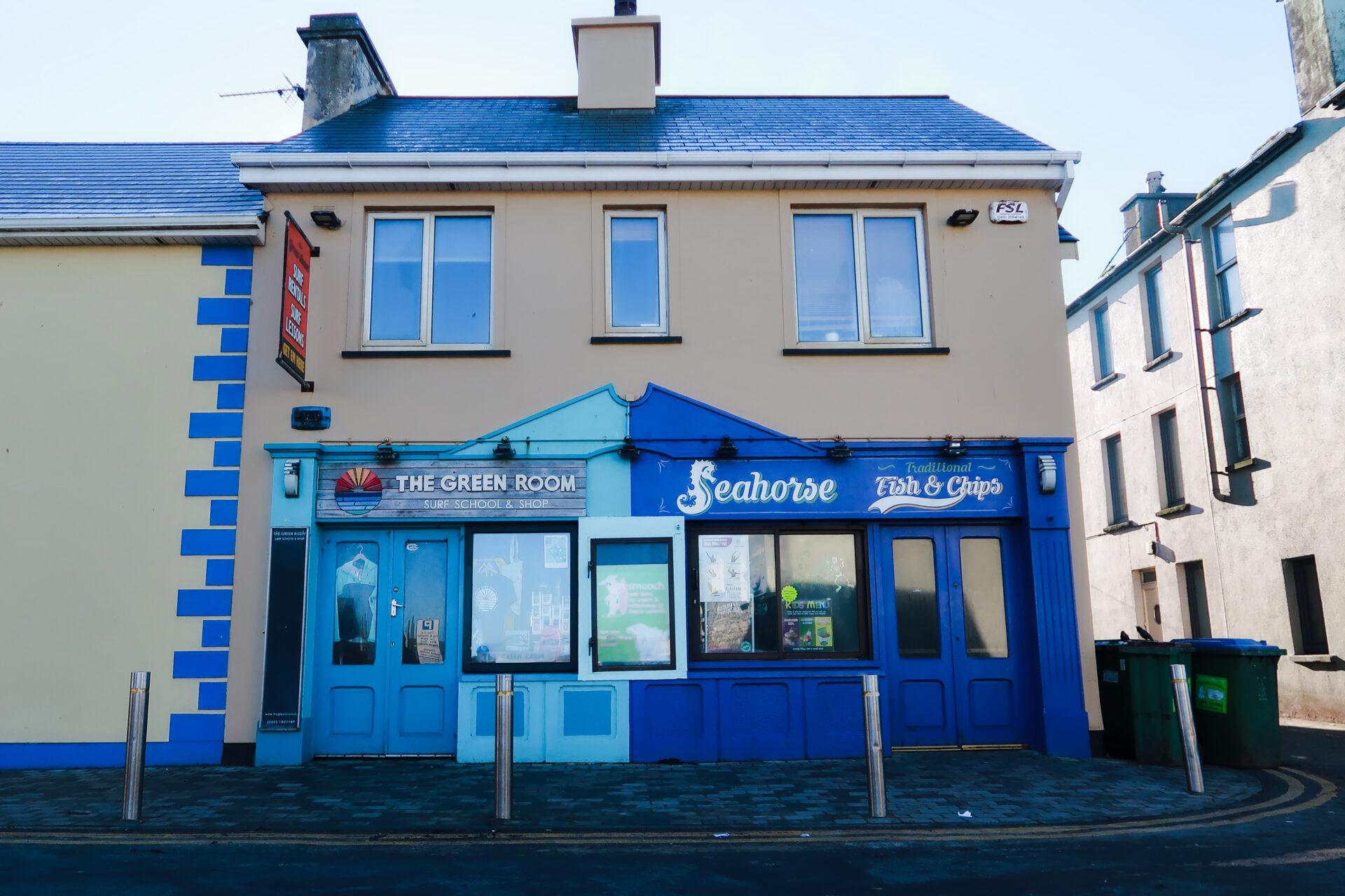 Shop in Lahinch - Irlanda 2018