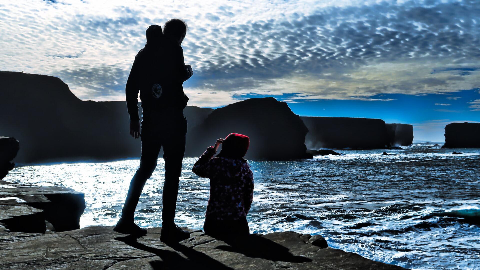 Kilkee Cliff Walks - Irlanda 2018