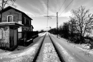 Tecnica Fotografica - La composizione - Linee convergenti