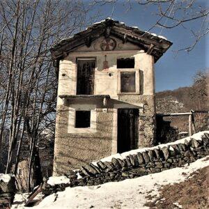 La Casa del Violino fantasma