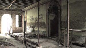 Villa Friedenberg - Italia abbandonata