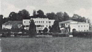 Villa Friedenberg, il grande complesso storico abbandonato