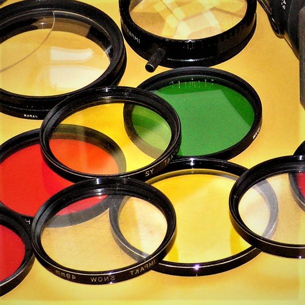 I filtri fotografici: cosa sono e come sceglierli