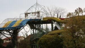 Il Set Horror dell'Aquaria Park - Parco Acquatico abbandonato - Italia Abbandonata