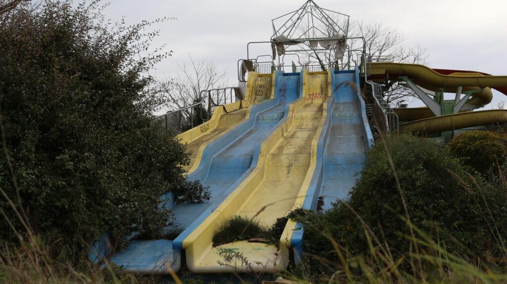 Parco divertimenti abbandonato - Urbex Italy
