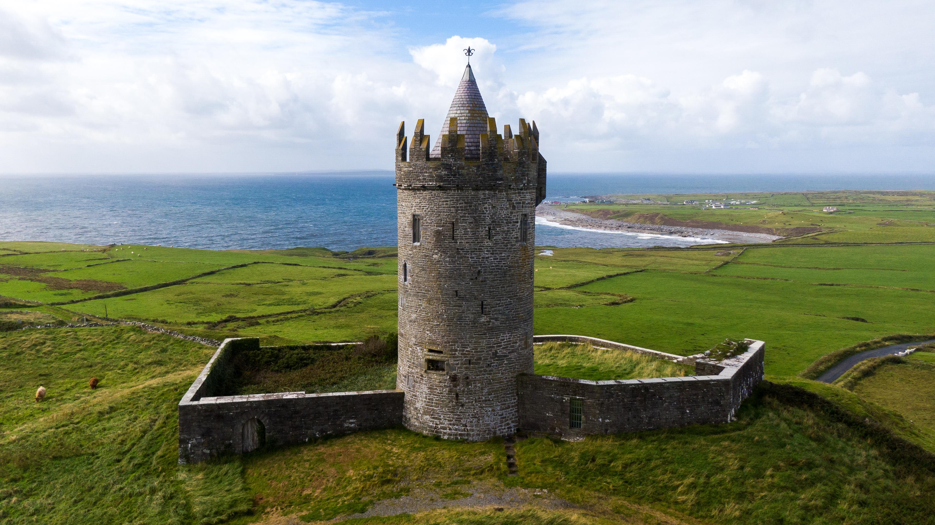 Vivi la magia dell'Irlanda