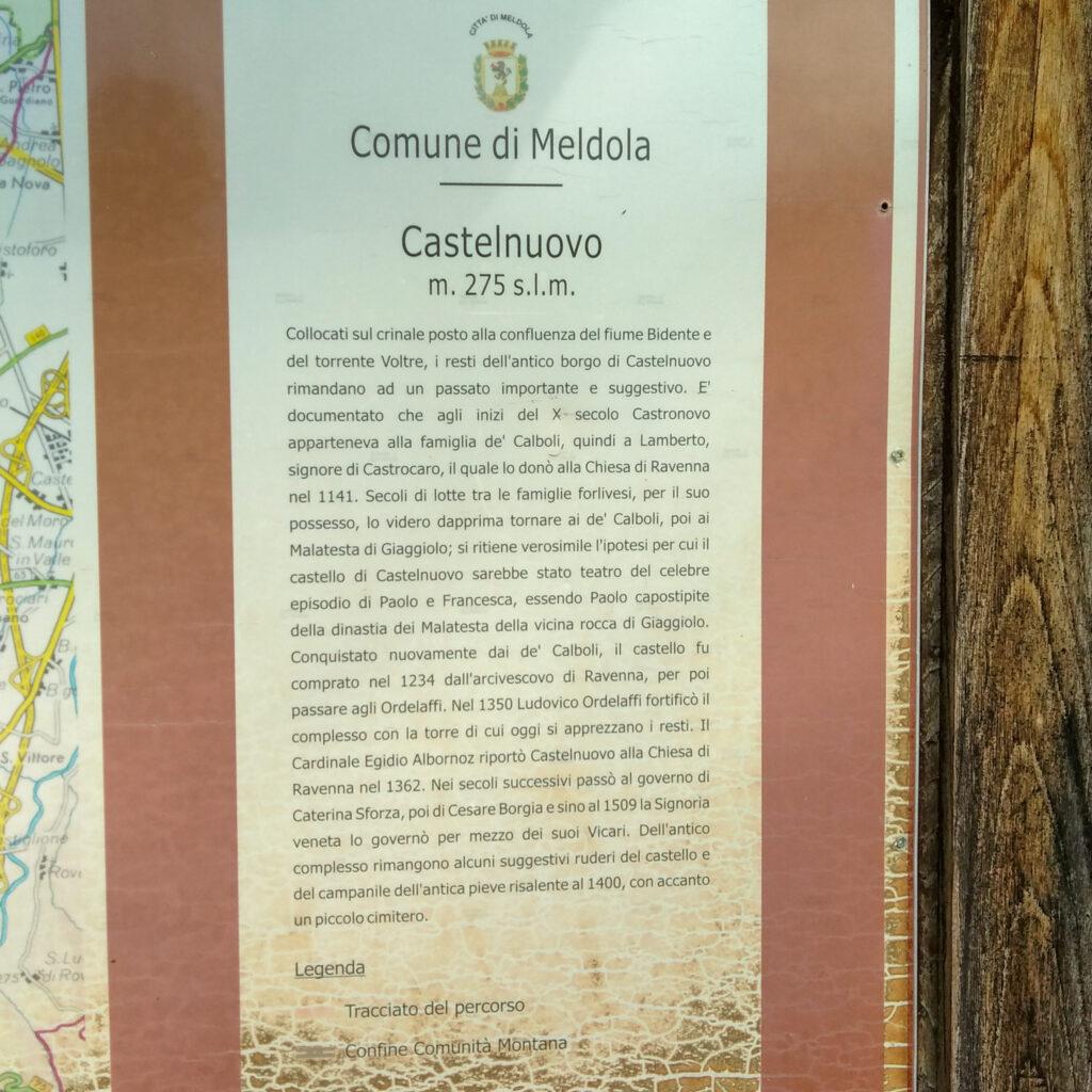 La storia della Torre di Castelnuovo