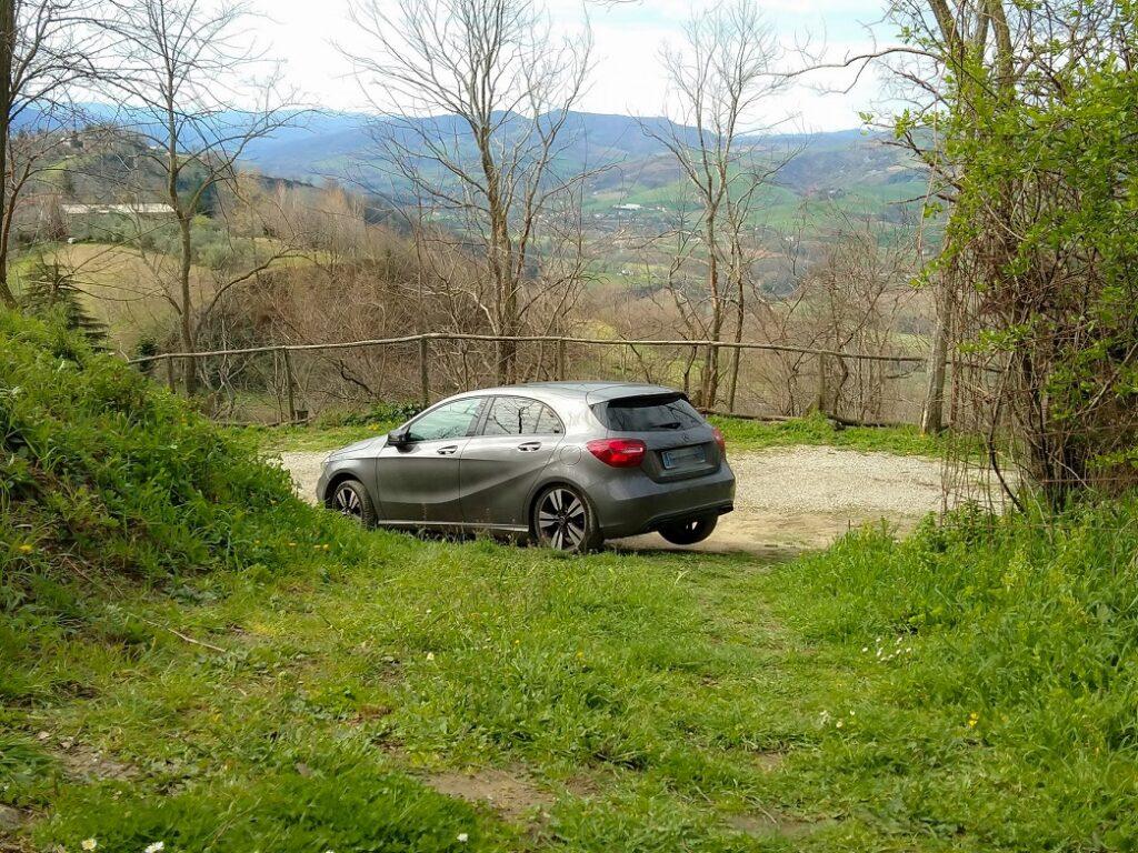 Parcheggiare a Castelnuovo